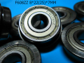 F608ZZ 608 Flange bearings F608 F608Z F608ZZ 8*22&25*7mm chrome steel bearing