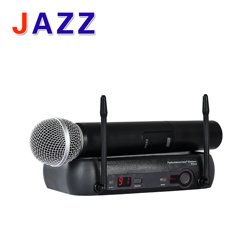 Superior quality UHF PGX24 beta58 Wireless system Karaoke Microphone Stage KTV DJ Professional wireless microphone