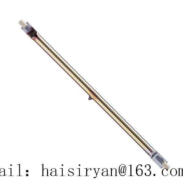 3000w single tube Heraeus golden reflector medium wave IR