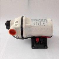 Small 24V Electrical DC Pump Diesel Machine Oil Urea Pump Chemical Industrial Self priming Diaphragm Pump Corrosion Resistant
