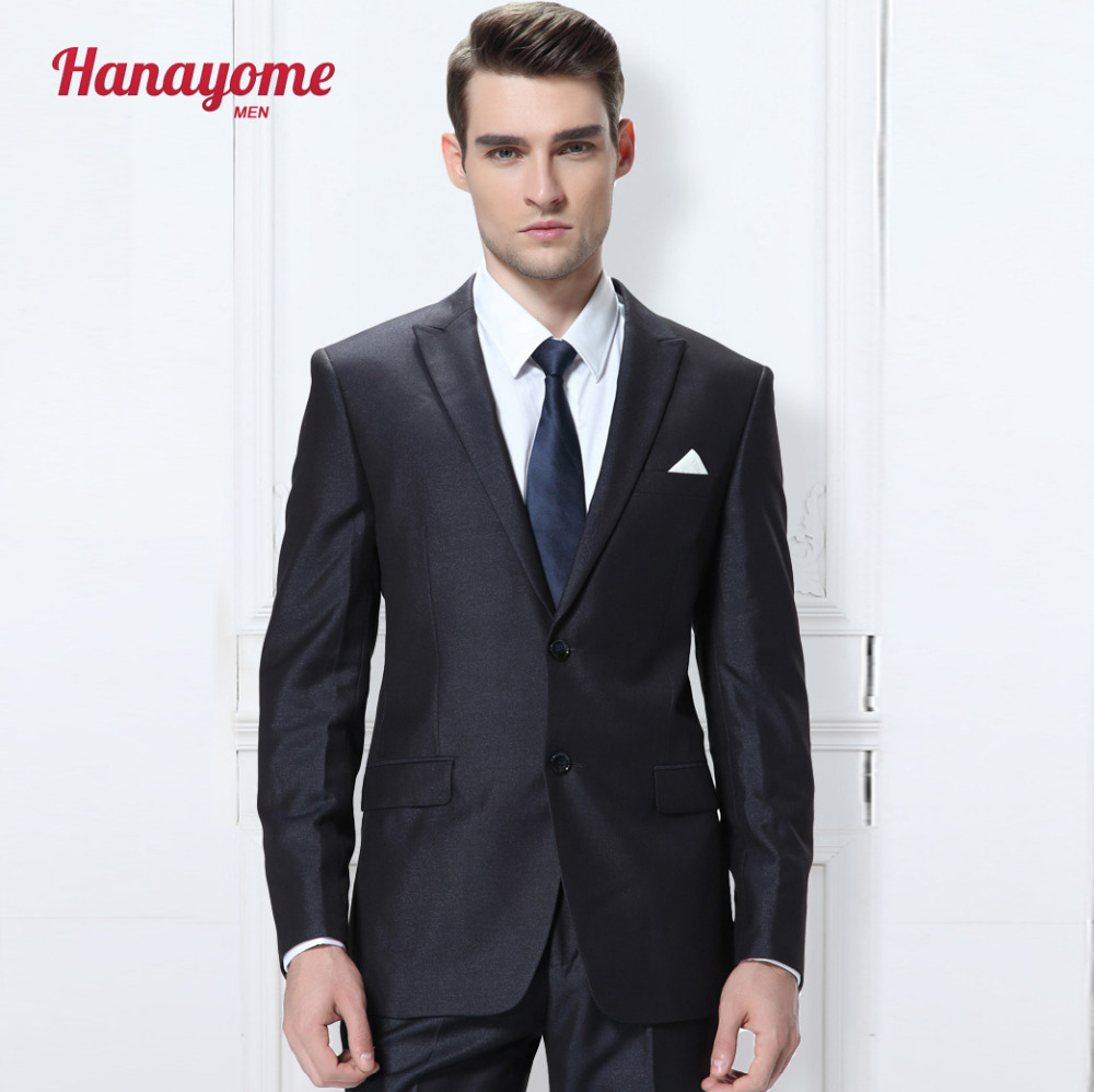 Popular 3 Button Black Suit-Buy Cheap 3 Button Black Suit lots