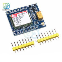 SIM800C GSM/GPRS модуль 5 V/3,3 V ttl макетная плата IPEX с Bluetooth и TTS для Arduino STM32 C51(China)