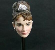 1/6 Breakfast at Tiffany's Audrey Hepburn Head Sculpt F 12 Female Figure Body breakfast at tiffany s