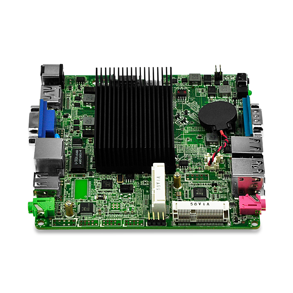 Ultra thin Nano Mini-ITX motherboard  Q1900G-P celeron J1900  quad core  linux  DC 12V WOL PXE m945m2 945gm 479 motherboard 4com serial board cm1 2 g mini itx industrial motherboard 100
