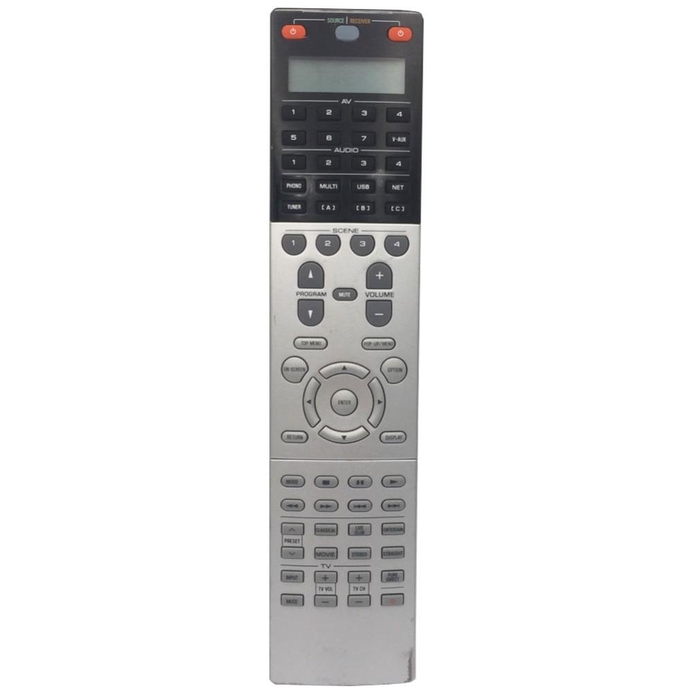 Б/у RAV422 ZF72960 пульт дистанционного управления для Yamaha Природный звук AV Приемник RX A3030 RX A2030