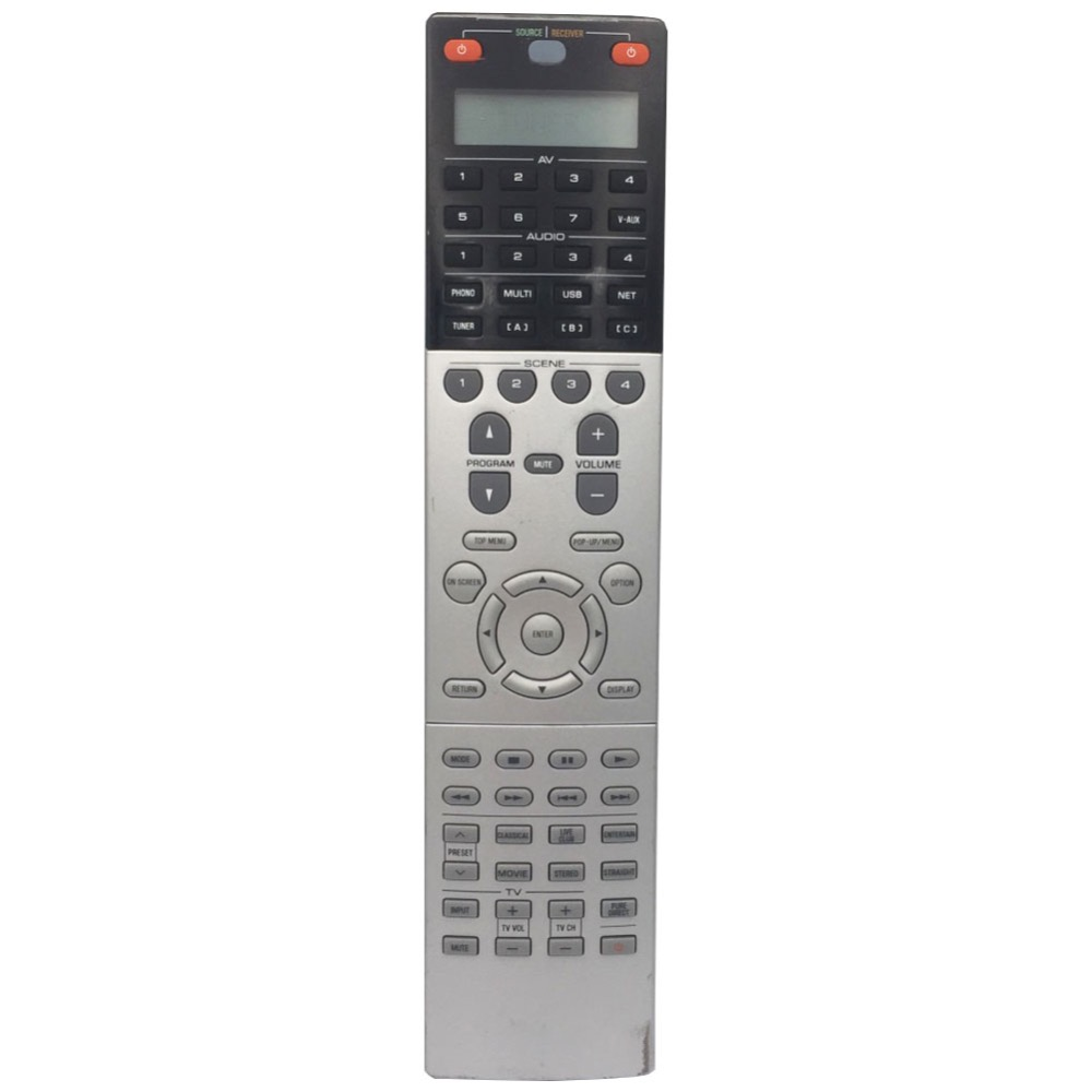 Used RAV422 ZF72960 Remote Control For Yamaha NATURAL SOUND AV Receiver RX-A3030 RX-A2030 цена 2017