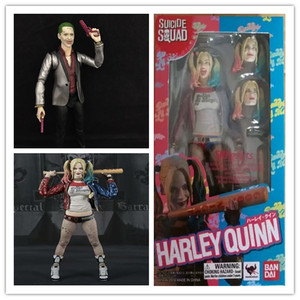 HOT Figures Suicide Squad Harl