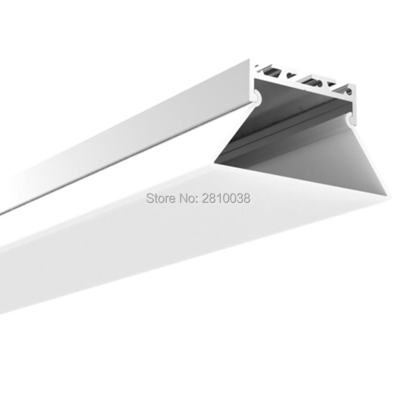 50 X 2M Sets/Lot New Arrival Aluminum Led Profile Housing
