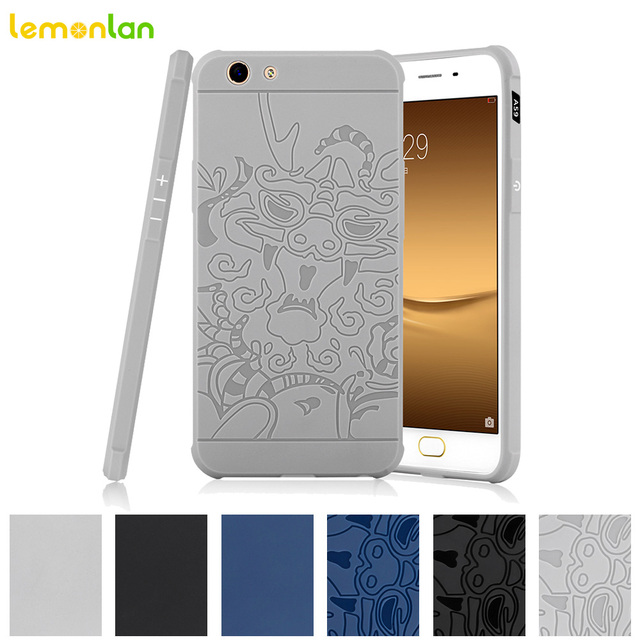 cheaper ef3b1 b996d US $7.58 |Lemonlan Fashion For OPPO F1s A59 Phone Case 3D Dragon Fash Soft  Silicon TPU Shockproof Armor Back Case Cover on Aliexpress.com | Alibaba ...