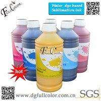 Бесплатная доставка 500 мл бутылки сублимации чернил для 1400 1430 1500 Вт принтер теплопередачи чернил Совместимость T0791 6 картридж