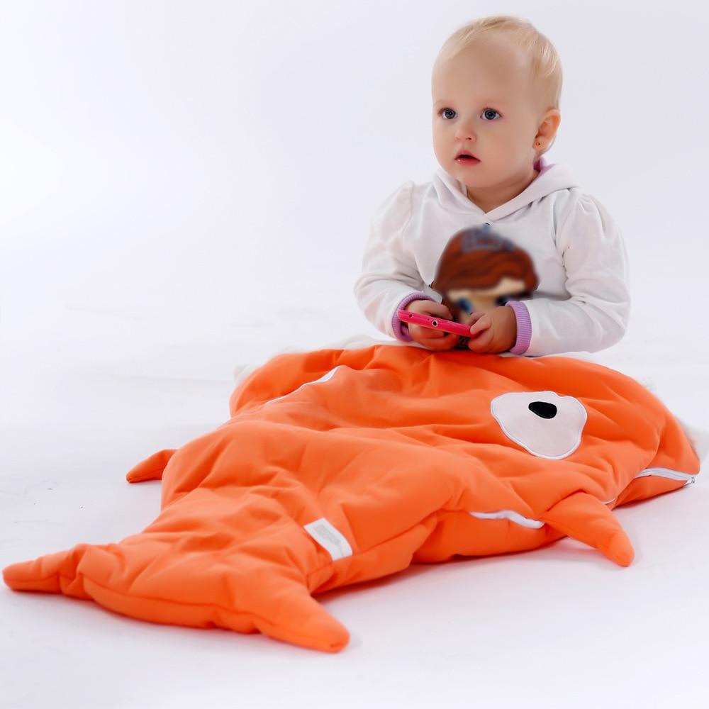 Shark Pillow Sleeping Bag aliexpress : buy cartoon shark baby sleeping bags newborn