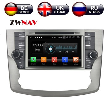 ZWANV 8 inch Android 8 Car DVD Player GPS navigation For Toyota