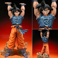 New 16cm Dragon Ball Z Son Goku Battle Genki Damas PVC Action Figure Model Toys DragonBall figures Birthday Gift Collection toy