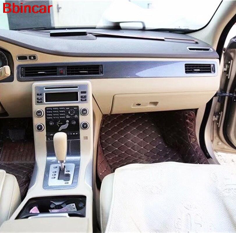 Pleasing Bbincar Abs Carbon Fiber Paint Interior Front Air Vent Gear Shift Window Switch Panel Styling Trim Beatyapartments Chair Design Images Beatyapartmentscom