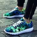 Classic 2017 Men Lovers Casual Shoes 3d Print Trainers Colorful Loafers Flats Mens Zapatos Hombre Mujer Zapatillas Deportivas
