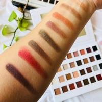 MEAGOO Beauty Eyeshadow Pallete Glitter Makeup Pallete Glitter Eye shadow Palette Maquillage Completa Paleta De Sombras