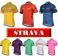 Summer Cycling Jerseys Men S Team Cycling Wear Short Sleeve Bike Jersey Team Racing Dress Biking