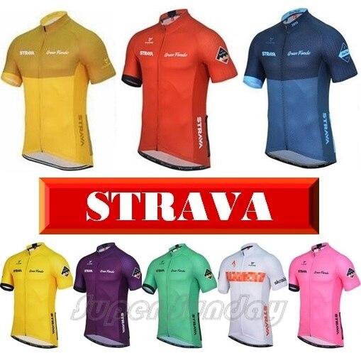 Summer Cycling Jerseys font b Men s b font Team cycling Wear Short Sleeve Bike Jersey