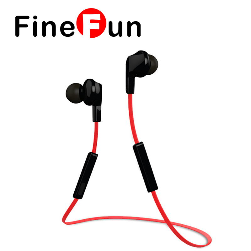 ФОТО FineFun L-06 Headset With Microphone Wireless Bluetooth Noise Canceling Headphones For IOS Andriod Smart Phone