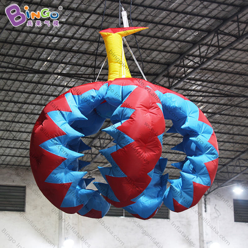 7ft/2mts thorn type inflatable flower / inflatable Cannibal flower / disco club decoration-toy7ft/2mts thorn type inflatable flower / inflatable Cannibal flower / disco club decoration-toy