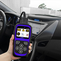 NL102P Diesel Machinery Heavy Truck Car 2 in1 Scanner Obd2 Detection Diagnostic Tool