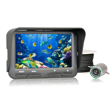 2016 New 720P ICE Underwater Camera Fishing Finder Video Fish Finder 4 3 inch LCD Monitor