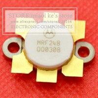 MRF248 Case 316 01 NPN SILICON RF POWER TRANSISTOR