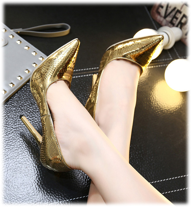 Popular Soft Gold Heels-Buy Cheap Soft Gold Heels lots from China ...