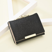 Wallet Female PU Leather Women Wallets Hasp Coin Purse Wallet Female Vintage Fashion Women Wallet Small Card Holder coin pocket 3157 fashion women wallet leather small crossbody bags girls purse multiple cards holder phone pocket female standard wallets