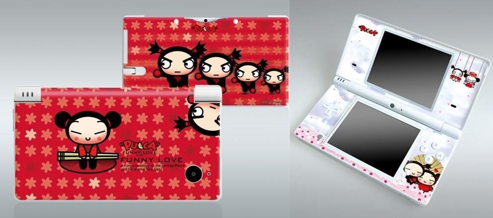 China Doll P05 Vinyl Skin Sticker Protector For Nintendo