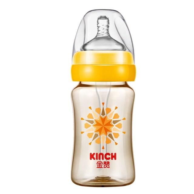 Cute baby kids cup niños aprenden de alimentación de agua potable botella mango paja taza de entrenamiento