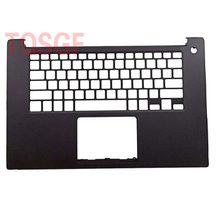 Novo Top Cover para Dell XPS15 9570 Precisão 5530 M5530 04X63 T 4X63 T Preto