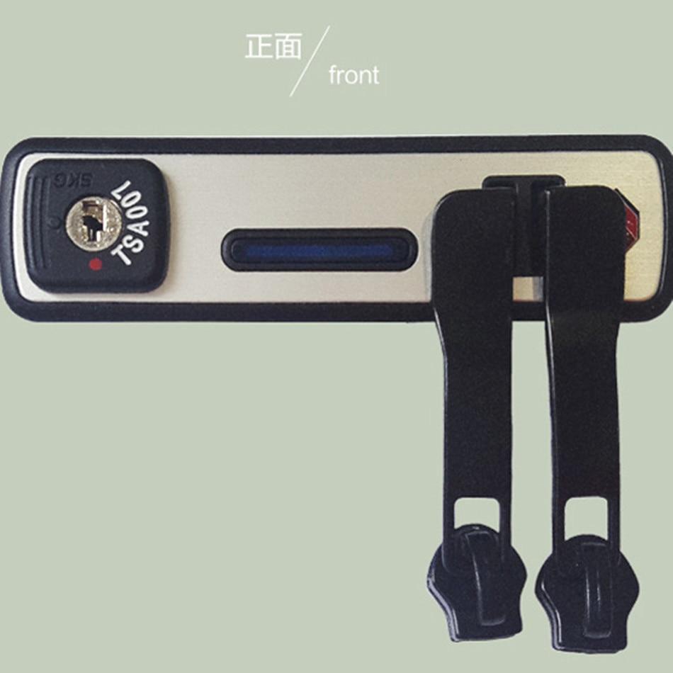 ZL-01 Travel Case Smart Bluetooth Lock Smart Package Anti-lock Safe smart sm407 01 c35