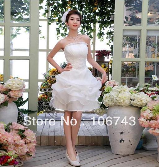 2015 temps limité Top Fasion a-ligne livraison gratuite chaud chérie élégante mariée coréenne paragraphe solide robes de demoiselle d'honneur robes