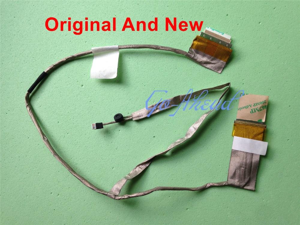 New LCD Cable For ASUS A43 K43 K43E K43S K43SA K43SJ K43SV A43S X43S P43e P43s K84 K84c K84h K84hr DD0KJ1LC100 Screen LVDS Flex