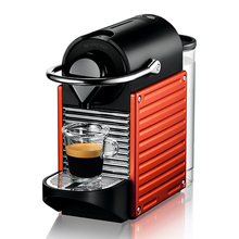 Fully Automatic Household Capsule Machine Auto Power -Off Coffee Maker 19Bar 0.7L Nespresso Coffee Machine C60