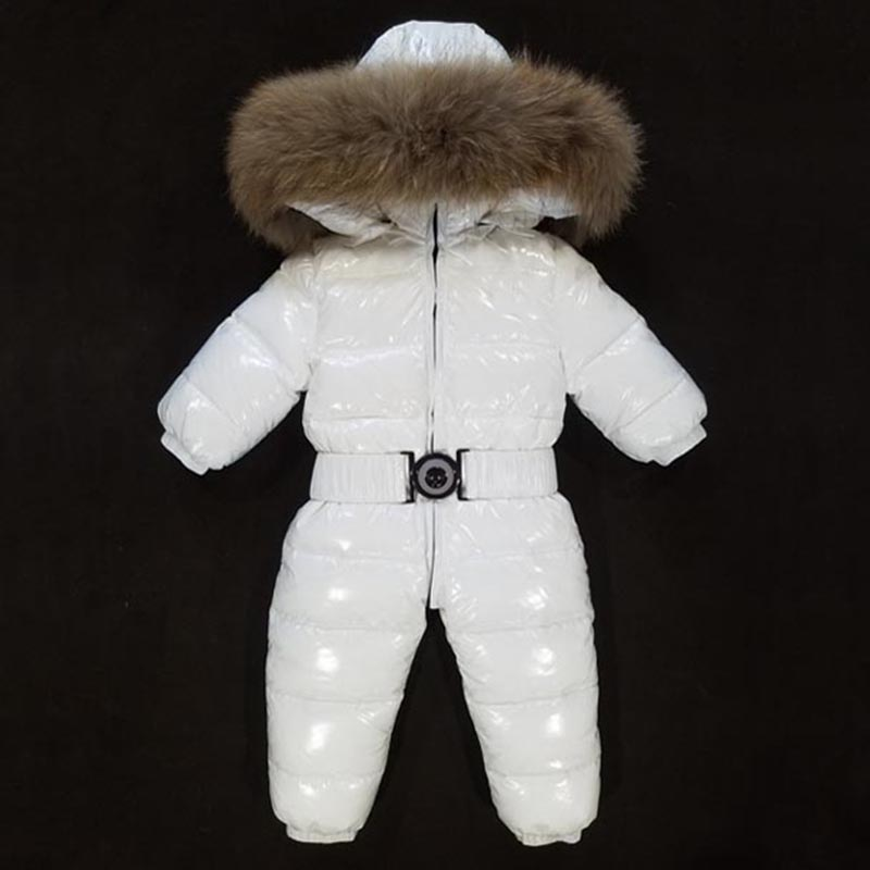 Kids Snowsuit Toddler Hooded Overalls Bright Down Jackets Cotton Padded Bodysuits Ski Romper Girls Boys Winter Clothes IY230Kids Snowsuit Toddler Hooded Overalls Bright Down Jackets Cotton Padded Bodysuits Ski Romper Girls Boys Winter Clothes IY230
