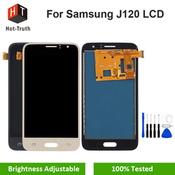 Hot-Truth LCD Screen For Samsung Galaxy J1 2016 J120 Display+Touch Screen Digitizer Assembly J120F J120M J120H J120G J120DS LCD