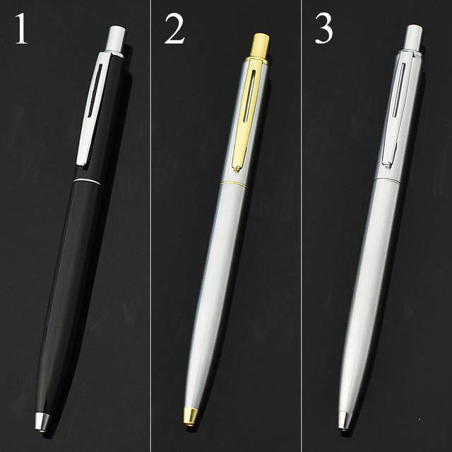 JINHAO Cute Classic Brand Metal Ball Point Pen Ballpens For Business Writing Office School Supplies Student 2651 5