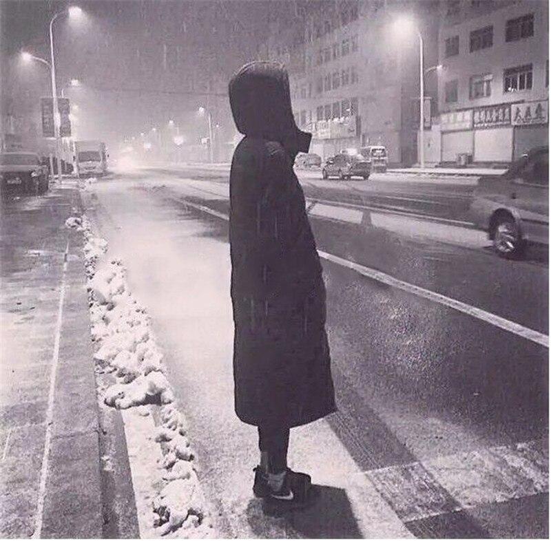 cad4727ef5b TEAEGG Big Natural Winter Jacket Men Fur Collar Plus Size 5XL 6XL Black  Warm Long Mens Down Jacket With Hood Parka Coats AL410-in Down Jackets from  Men s ...