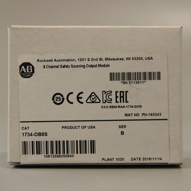 1734 OB8S 1734OB8S PLC Controller New Have in stock