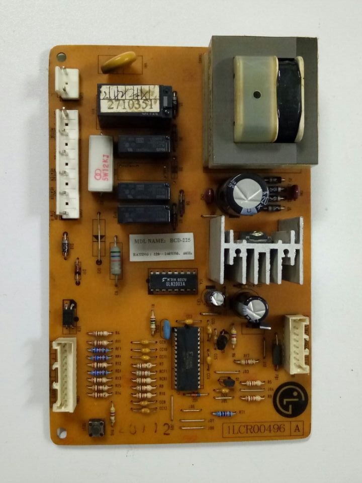 BCD-225WBM 1LCR00496 Refrigerator Board Tested
