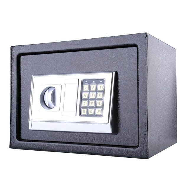Strange Digital Security Lock Safe Storage Box To Guard Money Cash Coins Jewelry Key Cash 25Ea Wiring Cloud Usnesfoxcilixyz
