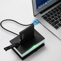 USB 3.0 HDD SSD Docking Station With Storage 2.5 inch Hard Disk Drive Dock Solid State Drive External Box SATA