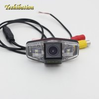 Achteruitrijcamera Voor Acura CSX RDX ILX ZDX Auto Achter Reverse Backup Camera Voor Parking HD Nachtzicht