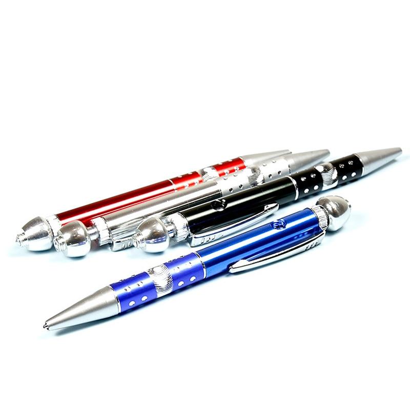 Pen Metal Smoking Pipe