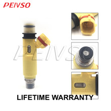 PEIVSO 195500-4450 N3H3-13-250A fuel injector for Mazda RX-8 1.3L 2004~2009 chkk chkk car accessory 195500 4430 n3h1 13 250a fuel injector for mazda rx 8 1 3l l4 2004 2008