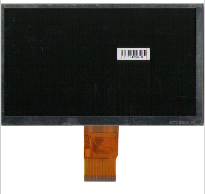 7 163*97MM lcd screen For Overmax EduTab3 OV-EduTab3(BL) OV-3 display tablet accessories replacement Free Shipping