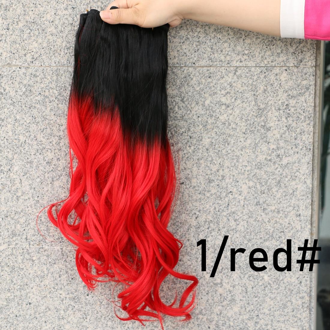 pacote de cabelo resistente ao calor