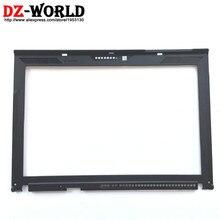 Nowy/oryg ekran laptopa przednia obudowa LCD B Bezel etui na Lenovo ThinkPad X200 X200S X201 X201i X201S część ramy 44C9541 04W0360